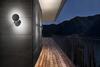 APPLIQUE EXTERIEURE STUDIO ITALIA DESIGN PUZZLE OUTDOOR DOUBLE ROUND